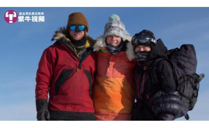 80天徒步1800公里:人类首次仅靠双脚抵达南极难抵极