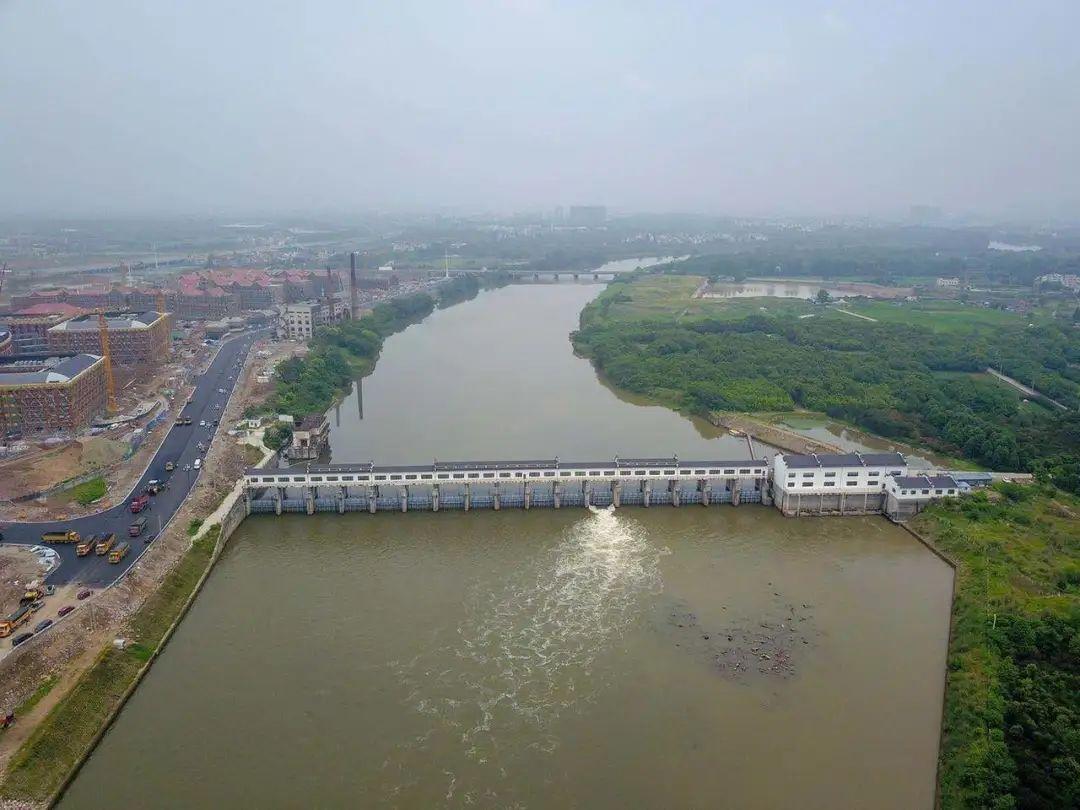 义乌水利枢纽工程开工为义乌增加1500万立方米调蓄水体