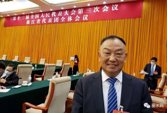 浙江元立金属制品集团有限公司 董事长,总经理叶新华, 作为第十三届图片