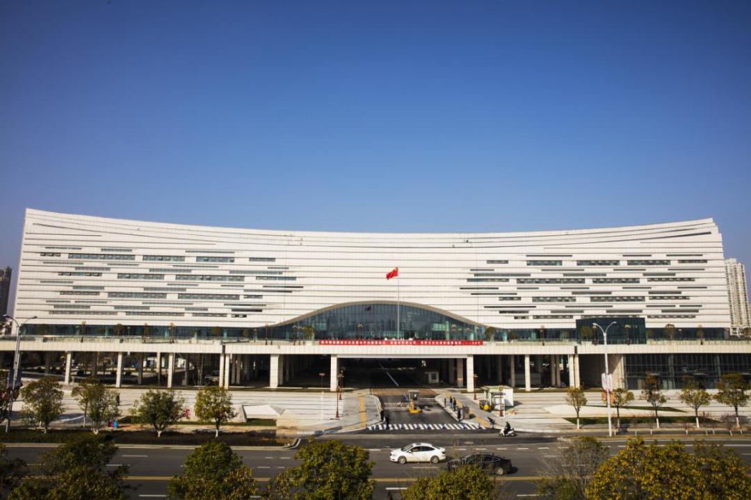 江西省图书馆新馆有序开放体验啦!图片