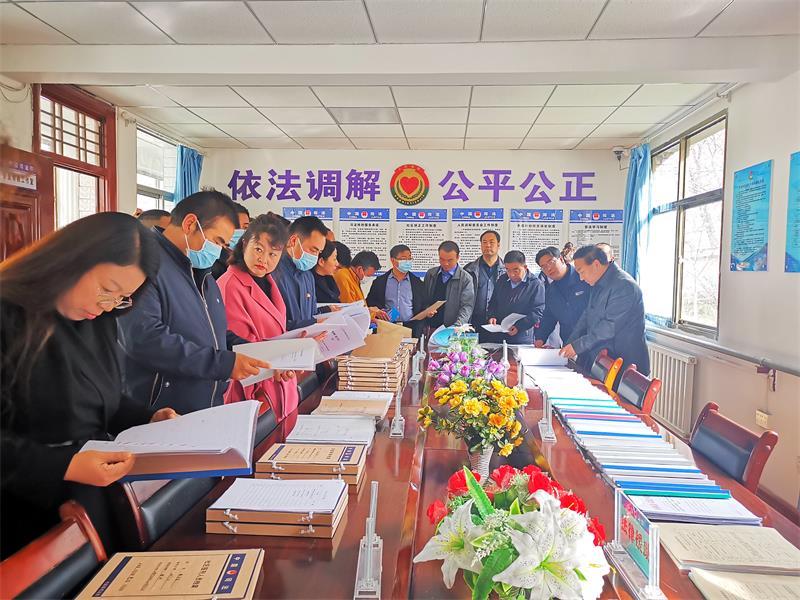 甘南州基层司法行政业务骨干本事提升培训班在甘肃省法官学院进行