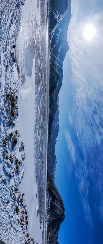 冬日神农架,好一幅神奇美丽的画_政务_澎湃新闻-The Paper