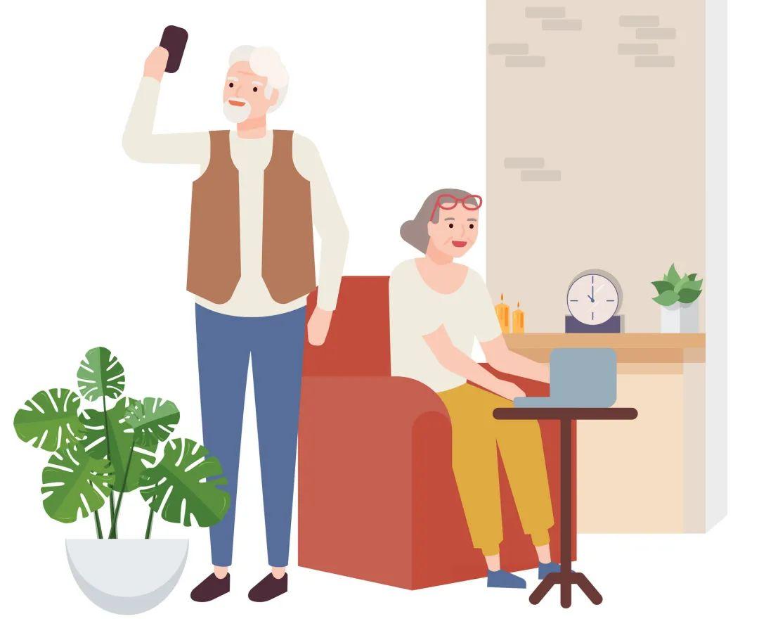 """【巡礼""""十三五""""·迈向全民健康这五年】给老年"""