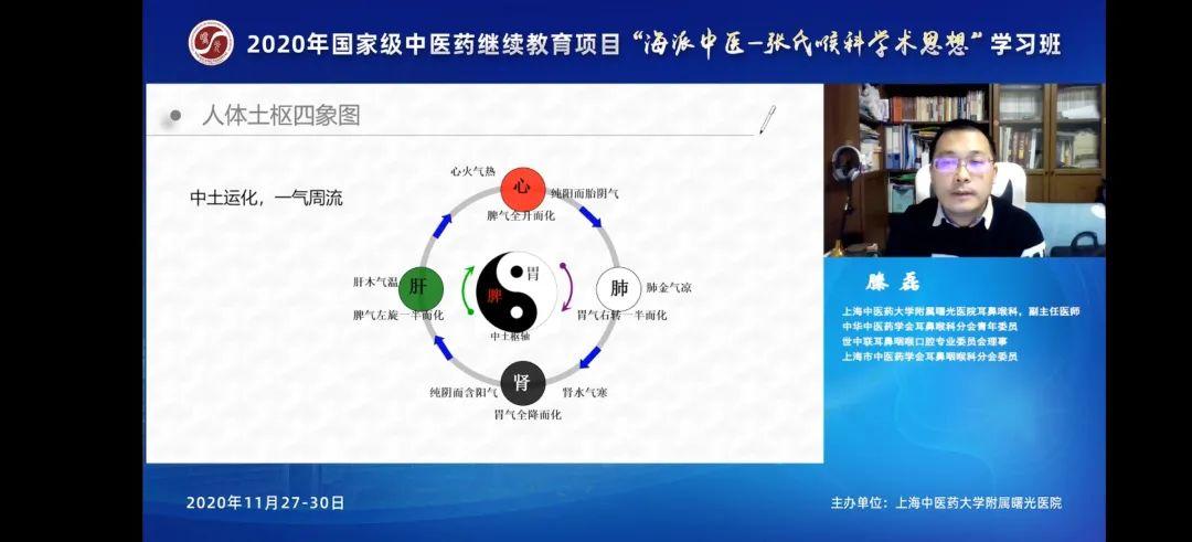 """【曙光·新闻】国家级中医药继续教育项目""""海派"""