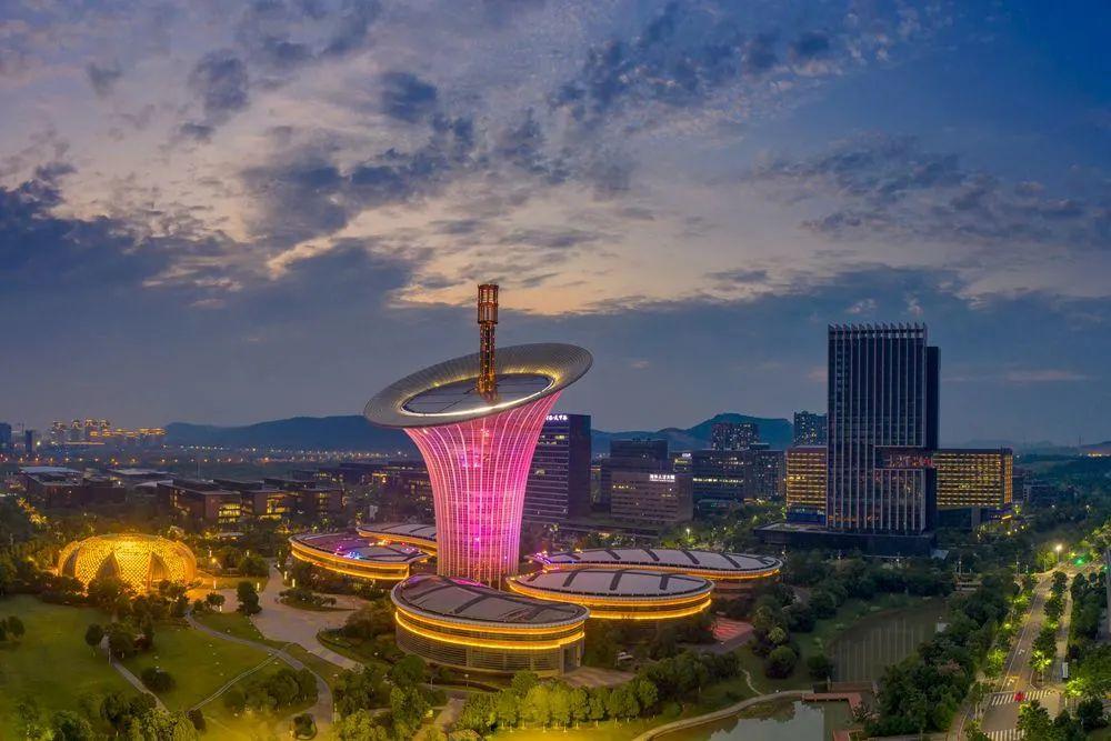 武汉光谷 图片来源:摄图网