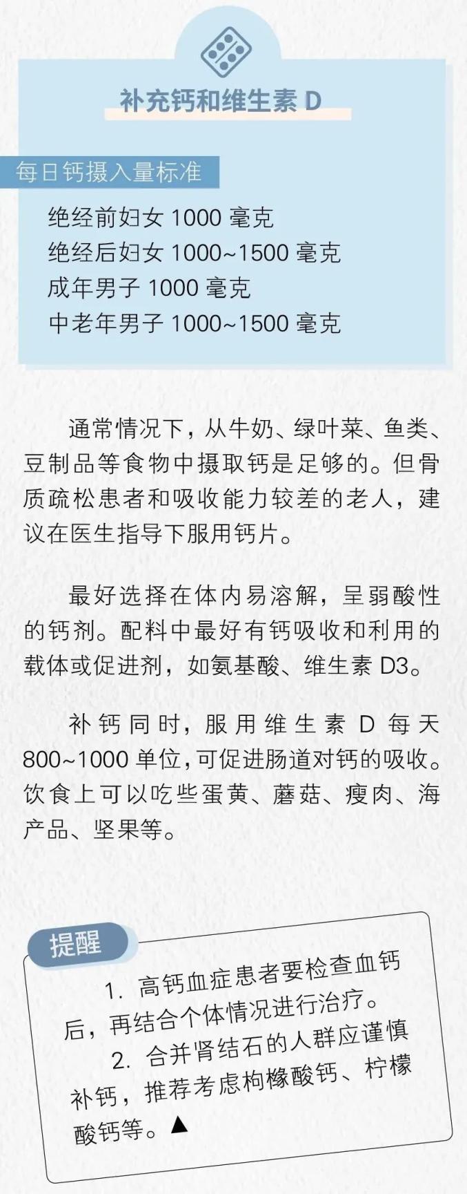 """【健康科普】体检报告显示""""骨密度低"""",别不"""