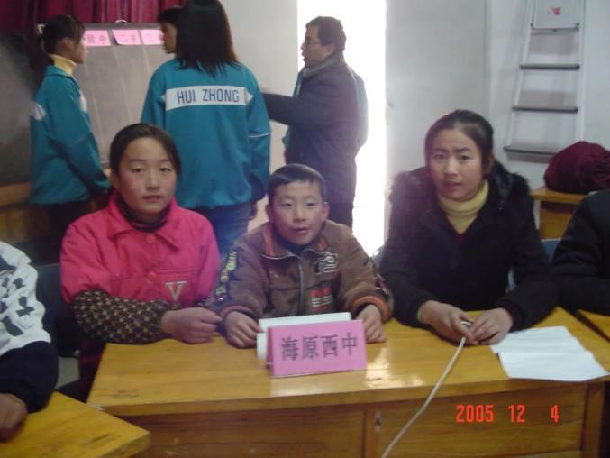 △叶楠支教过的学生霍佰义后来考上了南京的大学,毕业后成为一名基层团干部。