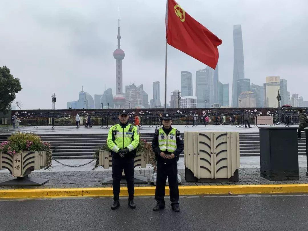 【平安上海】众志成城,万众一心!
