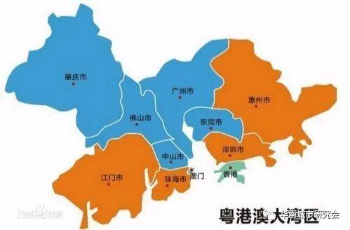 粤港澳大湾区一季度gdp_肇庆东站附近将要规划 肇庆香港城 香港大学分校