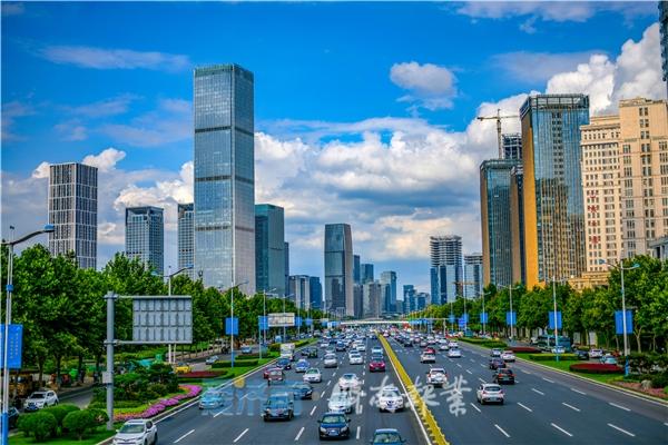 济南城市开放度显著提升