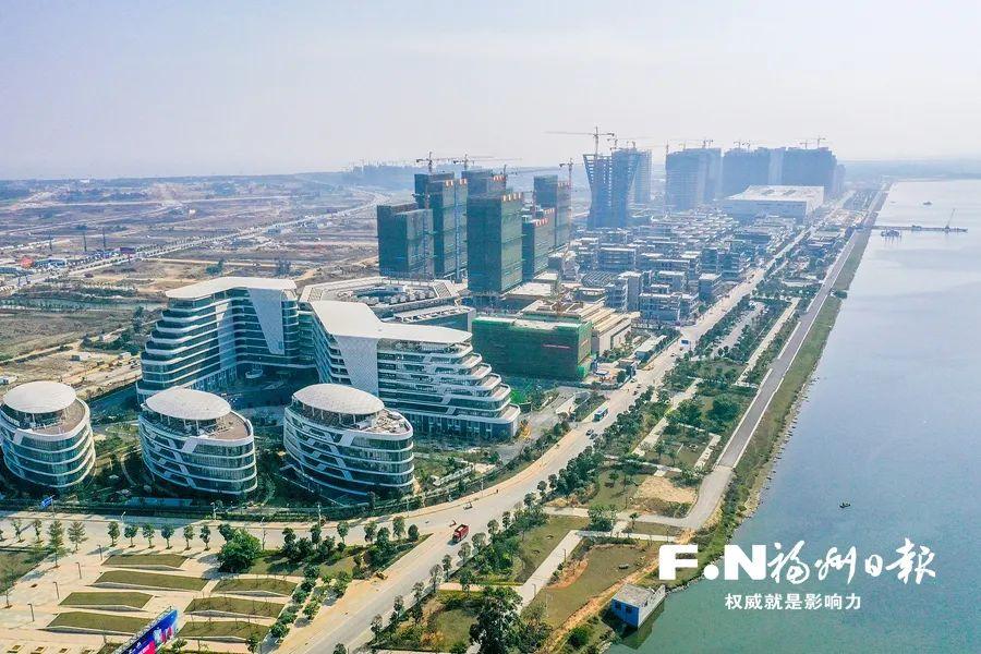 图4 中国东南大数据产业园 来源:福州新闻网