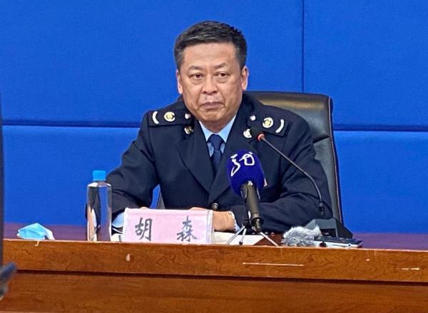省税务局副局长 胡森