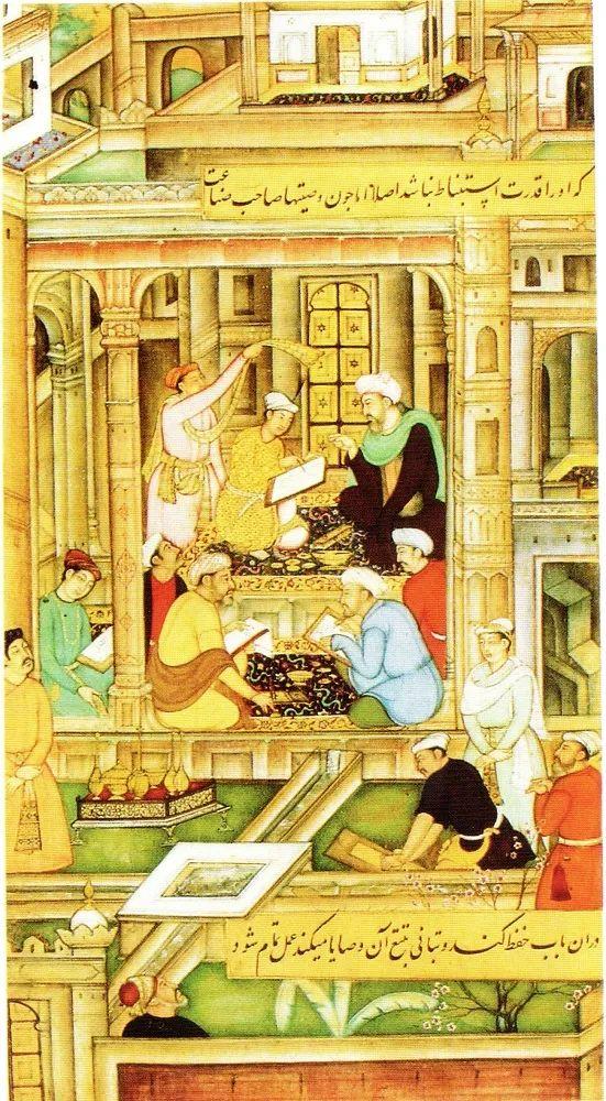 穆宏燕:波斯古代的书籍制作与图书馆插图6