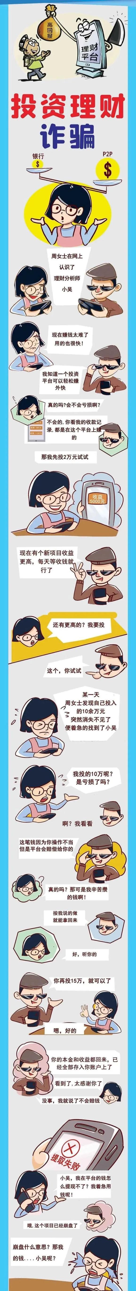 """「理财投资」【雷霆五号】在网上突然认识一个""""理财导师"""""""