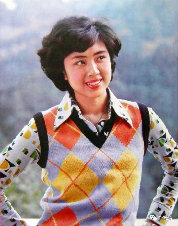老照片欣赏:18位80年代昙花一现的美女明星个个花容月貌其中两位已去世插图14