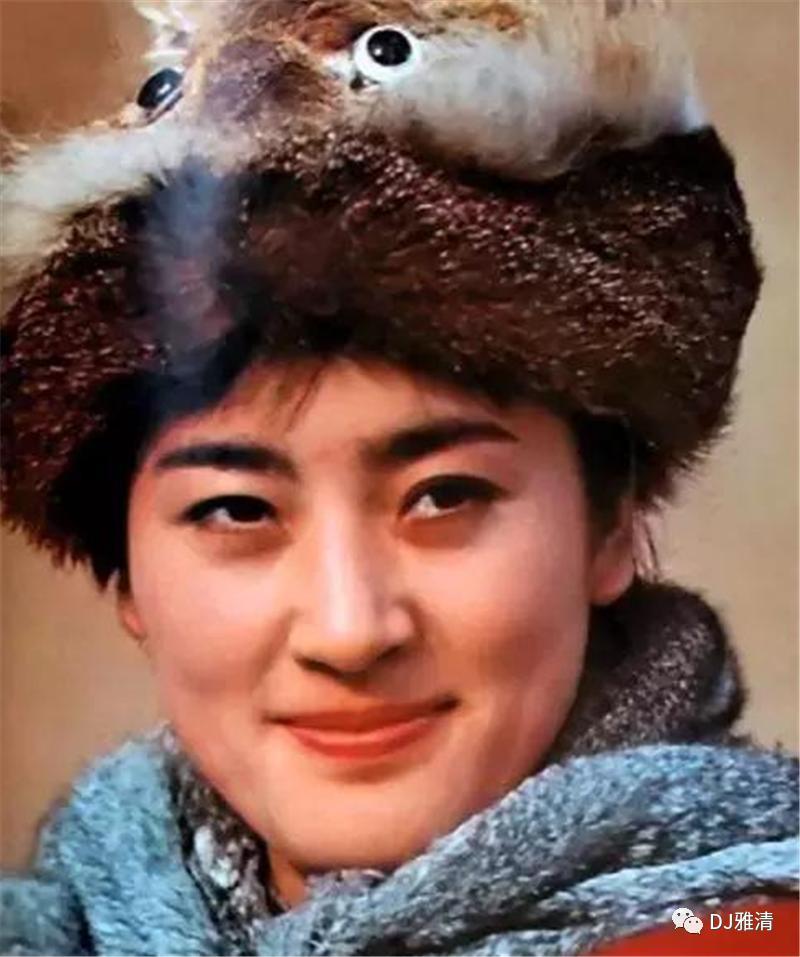 老照片欣赏:18位80年代昙花一现的美女明星个个花容月貌其中两位已去世插图19