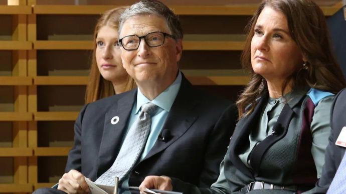 唏嘘!比尔·盖茨夫妇宣布离婚,1305亿美元财产面临分割