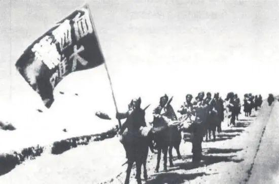 人人立功的和平解放西藏第一连