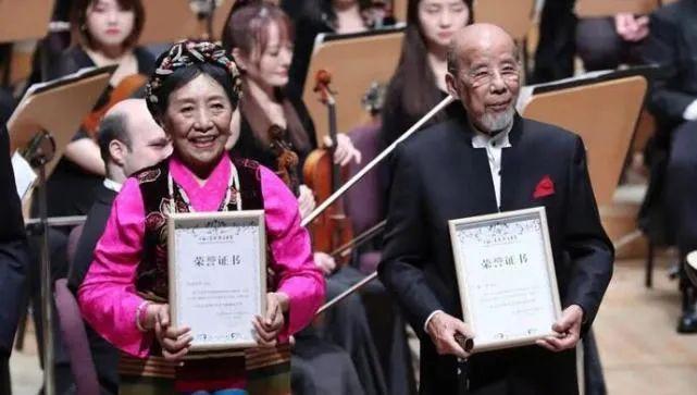 才旦卓玛在2021年上海之春国际音乐节