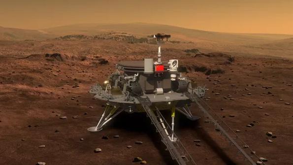 听说火星上风很大,那祝融号可以用风力发电吗?_政务_澎湃新闻-The Paper