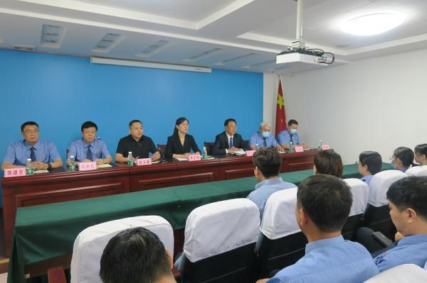 唐山市丰润区人民检察院召开新任领导干部见面会