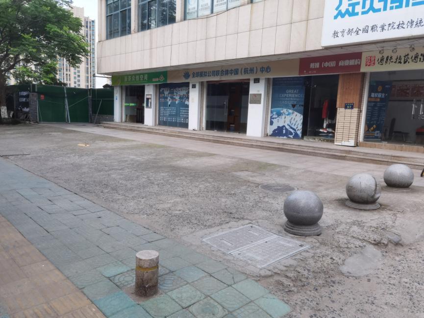 """我区这些""""停车场河北省体育学院""""消失,百姓点赞!"""