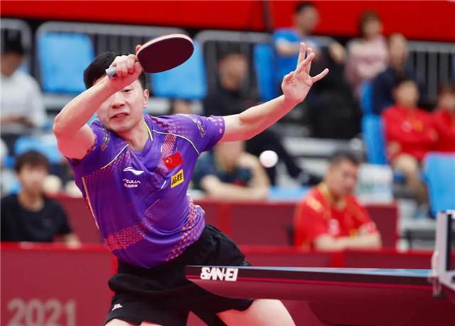 随动S1中国国家乒乓球队奥运热身赛7月8日开赛_媒体_澎湃新闻-The Paper