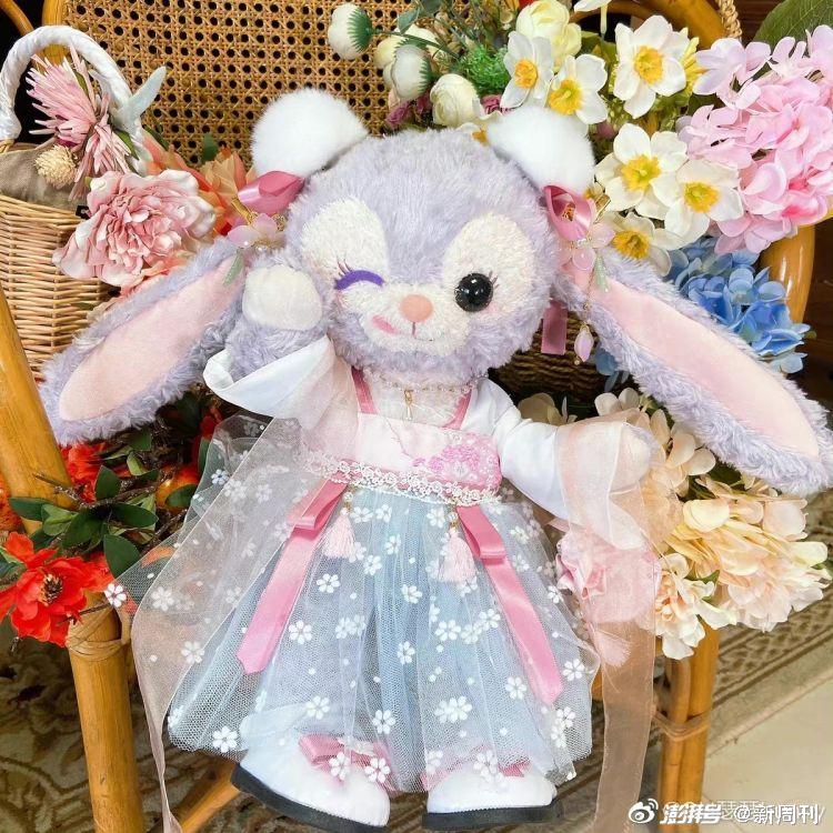 """在""""颜值至上""""的互联网时代,美丽的人不怕被埋没。/微博@OH瑟瑟bunny"""