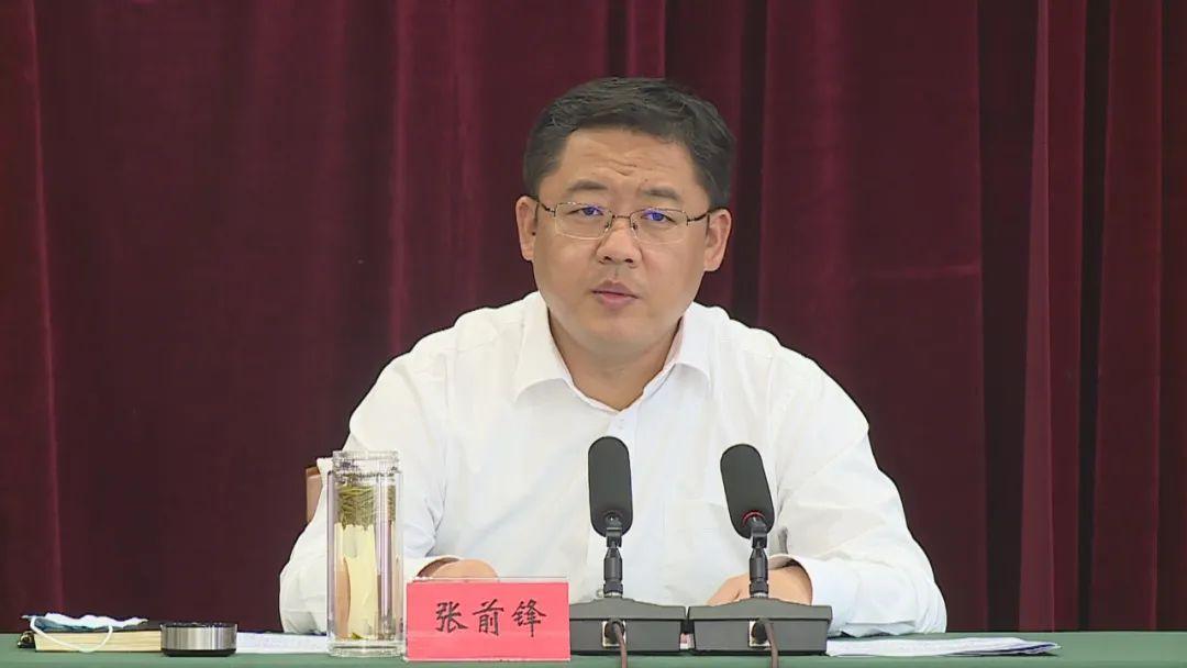 我县隆重召开庆祝第37个教师节工作大会 张前锋出席并讲话(图3)