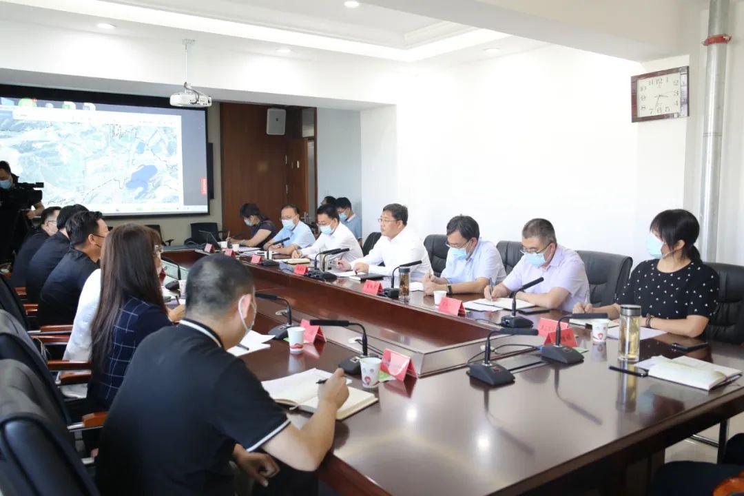 张前锋主持召开维源凯通环保设备项目调度会(图2)