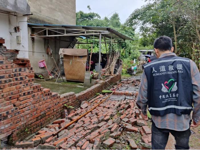 驰援泸县,社会组织在行动