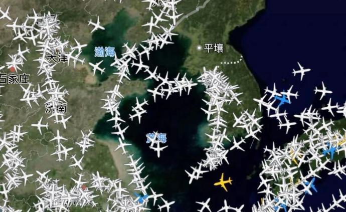 数据 | 韩国人都飞去哪里了,韩国飞中国的都是什么人