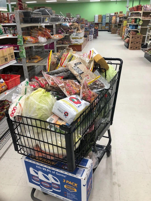 进入紧急状态一个礼拜,我在美国超市的囤货见闻