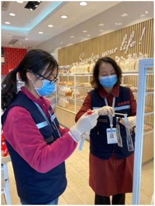收快递、点外卖、进店买面包水果安全吗?成都疾控中心的监测结果来了