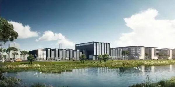 核工业大学在津开工!有望明年建成