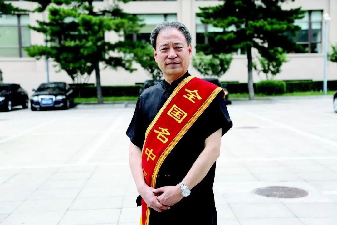"""2017年6月,王晞星被评为""""全国名中医""""。"""