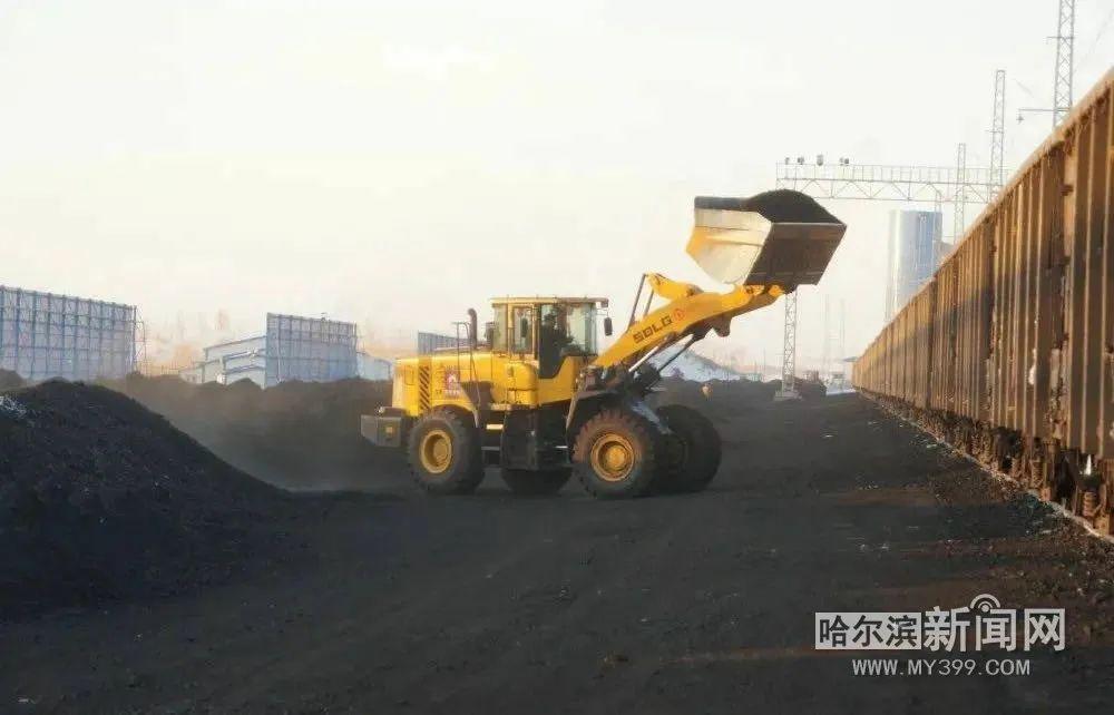 近半个月累计发运煤炭430万吨,同比