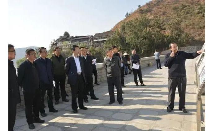 云南省生态环境厅深入大理州项目工地和企业一线 现场办公助力复工复产