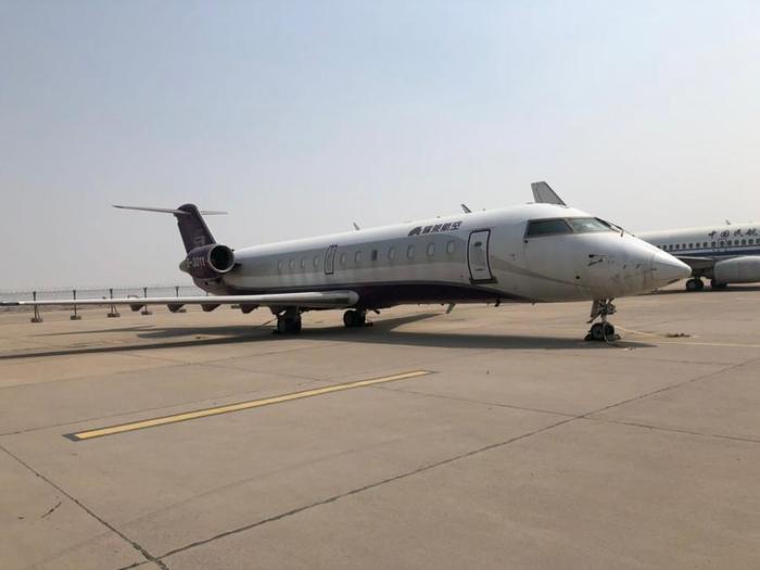 济南法院拍卖的那架原价1.3亿元现价650万起拍的飞机成交了