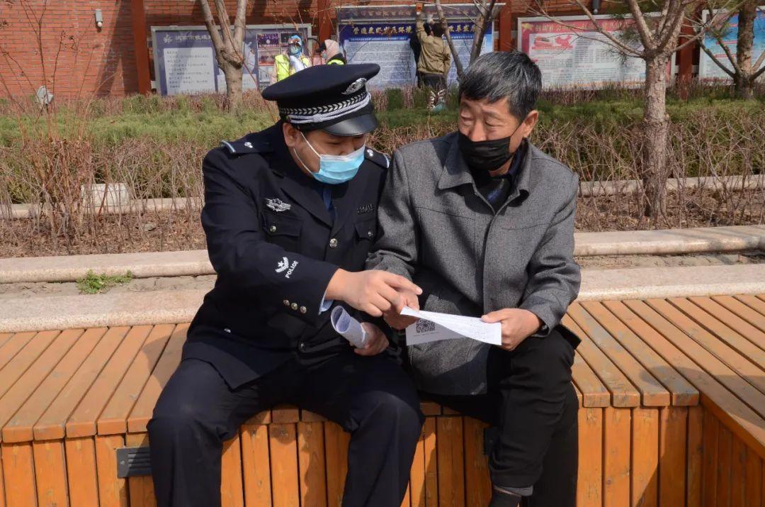 """洮南市公安局多种形式开展""""全民国家安全教育日""""宣传活动"""