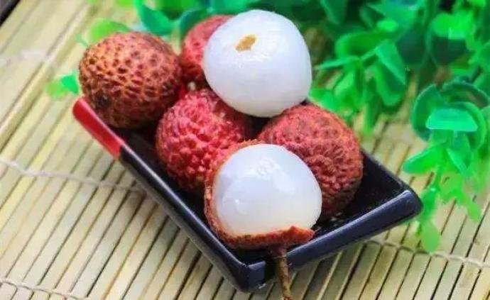 物产中国 | 红纱中单白玉肤:茂名荔枝里的爱情和亲情