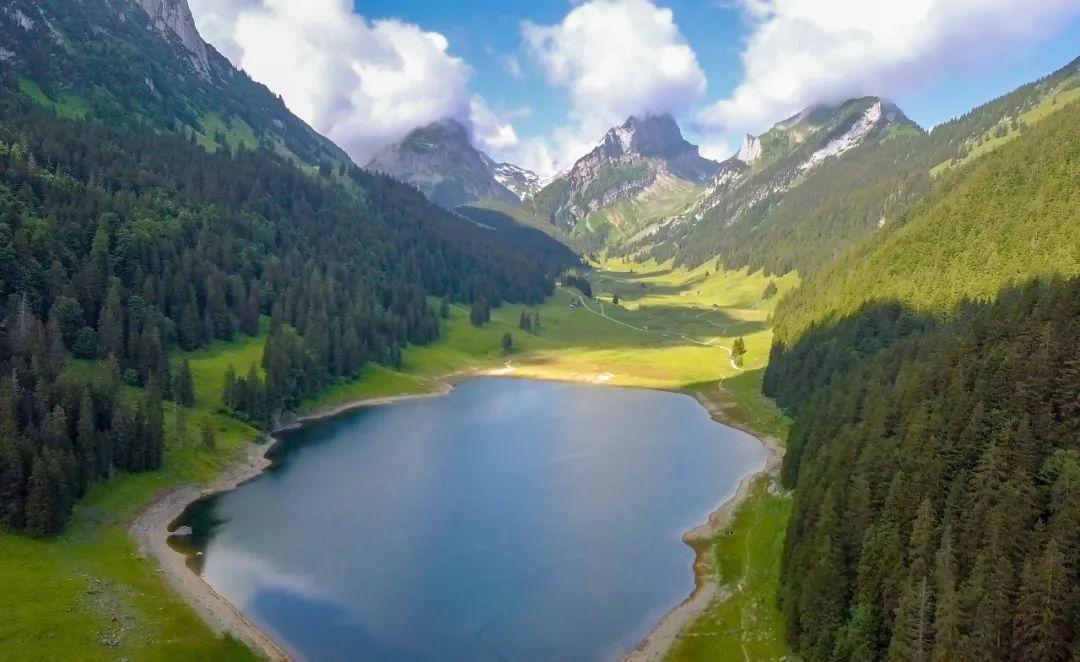 瑞士圣加仑,每一天都是《向往的生活》