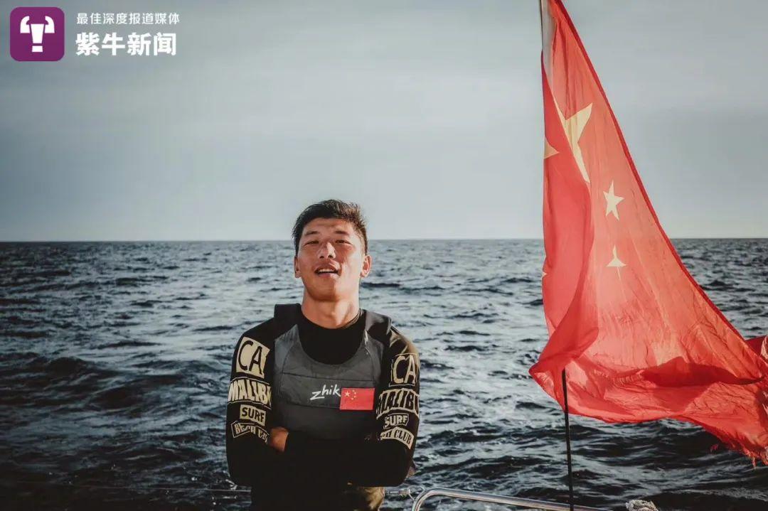 成都小伙卖房买船挑战一人帆船环球航行,亚丁湾巧遇中国海军_媒体_澎湃新闻-ThePaper