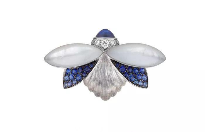 Boucheron 宝诗龙 动物系列 Khepri圣甲虫戒指 图源于网络