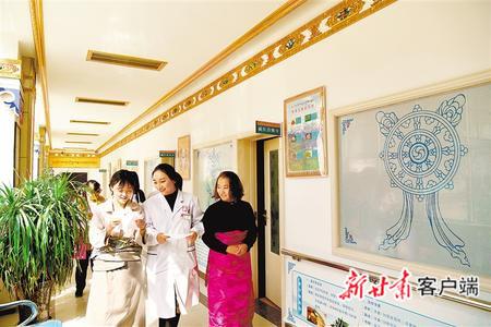 群众就近在乡卫生院就医。目前,合作市城乡居民基本医疗保险参保率达到95.82%。新甘肃·甘肃日报记者吕亚龙