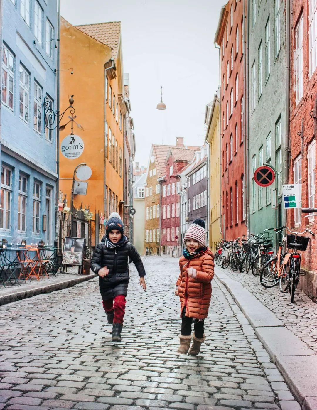 全世界最适合养娃 的国家,丹麦凭什么咧