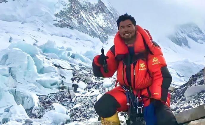 比珠穆朗玛峰更高的,是攀向顶峰的人
