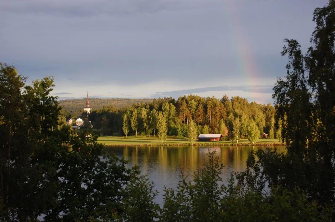 有一个处所,只有瑞典知道