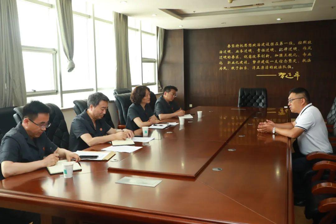 【工作动态】市中院党组副书记、副院长李江蓉