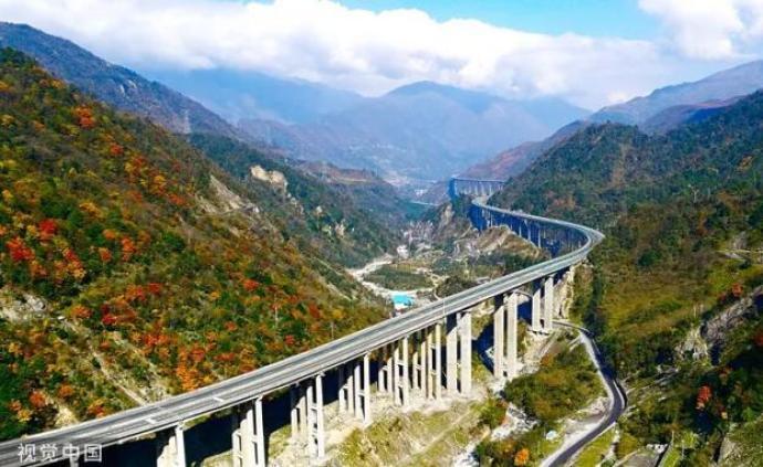 川渝交通一体化大波项目曝光,国际性综合交通枢纽建设提速